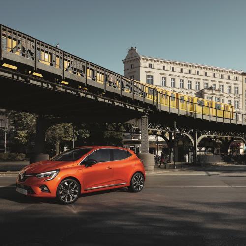 Clio 5 | les photos officielles de l'extérieur de la citadine Renault