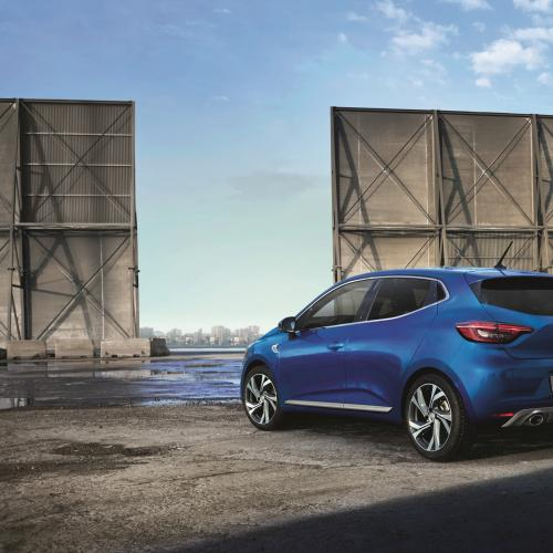 Renault Clio 2019 | les photos officielles de la finition RS Line