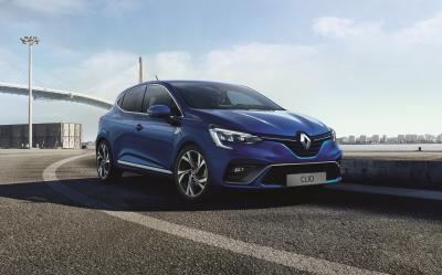 Renault Clio 2019 | les photos officielles de la finition RS Line