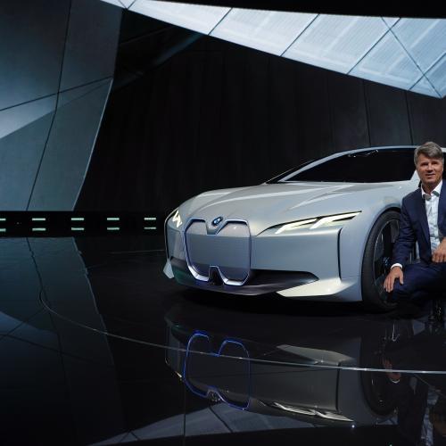 BMW 1 Vision Dynamics | les photos officielles