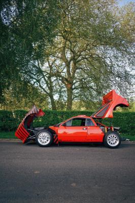 Lancia 037 | les photos officielles