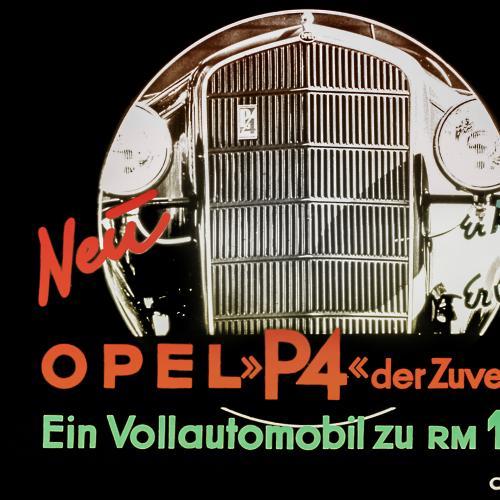 Opel   120 ans d'histoire en photos