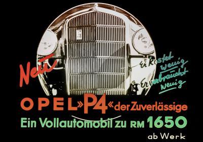 Opel | 120 ans d'histoire en photos