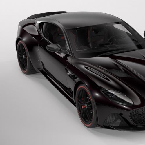 Aston Martin DBS Superleggera | la TAG Heuer Edition en photos