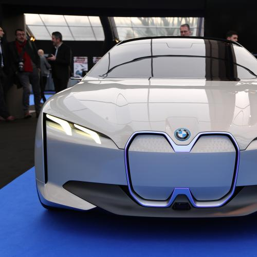 BMW i Vision Dynamics | nos photos depuis le Festival Automobile International 2019