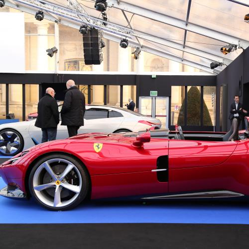 Ferrari SP1 | nos photos depuis le Festival Automobile International 2019