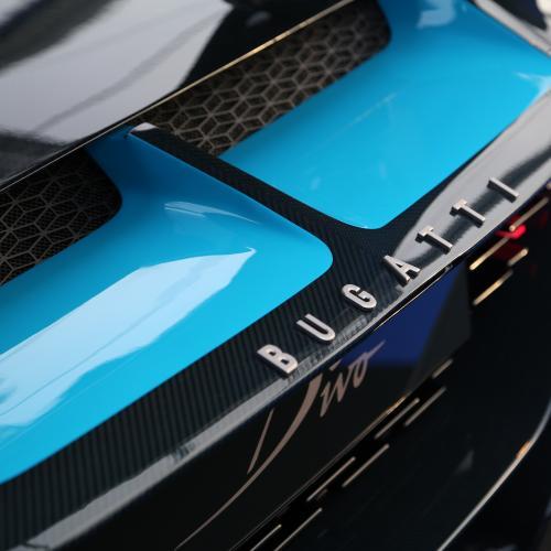 Bugatti Divo | nos photos depuis le Festival Automobile International 2019