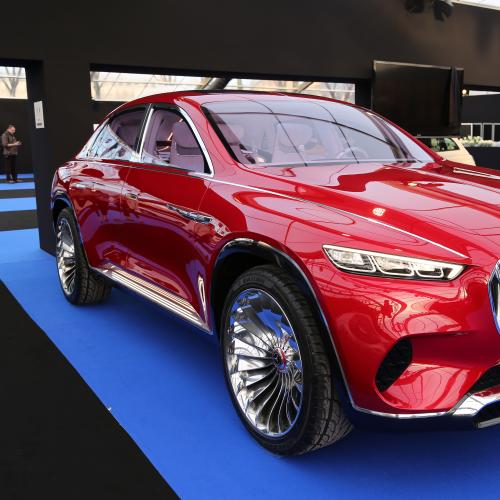 Mercedes-Benz Maybach Vision Ultimate Luxury | nos photos depuis le Festival Automobile International 2019