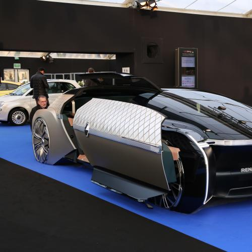 Renault EZ-Ultimo   nos photos depuis le Festival International Automobile 2019