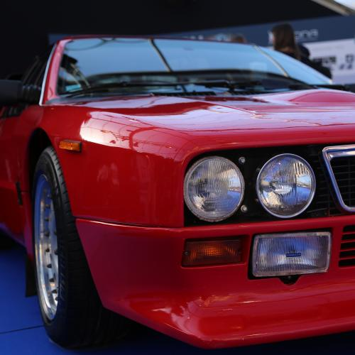 Lancia 037 | nos photos depuis le Festival Automobile International 2019