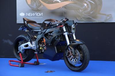 Newron Moto | nos photos au Festival Automobile International