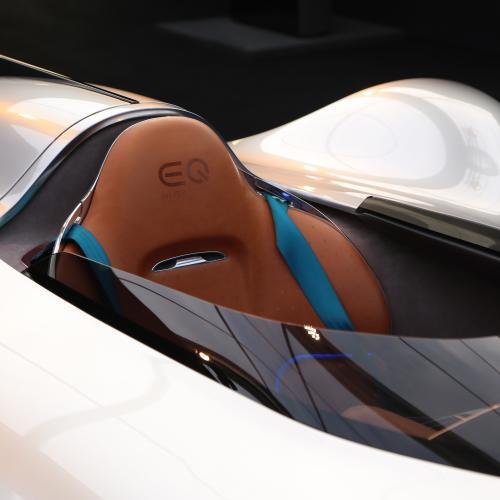 Mercedes EQ Silver Arrow | nos photos au Festival Automobile International