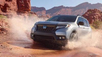 Honda Passport 2019 | les photos officielles
