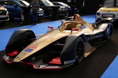 DS Formule-E | nos photos au Festival Automobile International