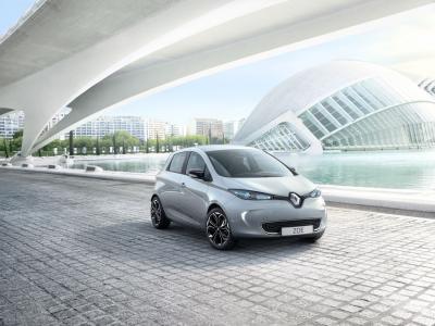 Renault Zoe S | les photos officielles
