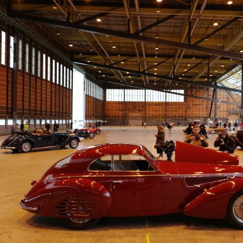 Alfa Romeo 8C 2900 B Touring Berlinetta | nos photos