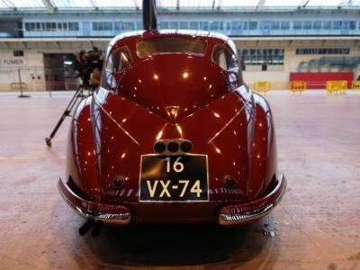 Alfa Romeo 8C 2900 B Touring Berlinetta | nos photos