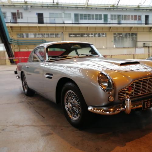 Aston Martin DB4 Serie Vantage