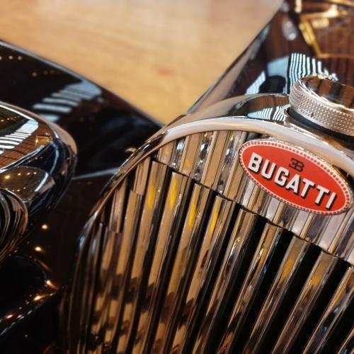 Bugatti 57C Cabriolet par Gandloff | nos photos