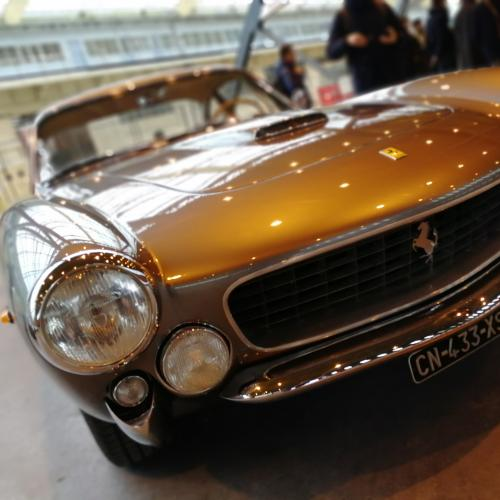 Ferrari 250 GT/Lusso | nos photos