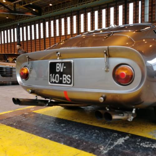 Ferrari 275 GTC | nos photos