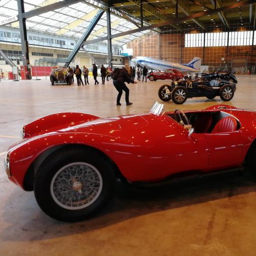 Maserati A6CGS par Fantuzzi| nos photos