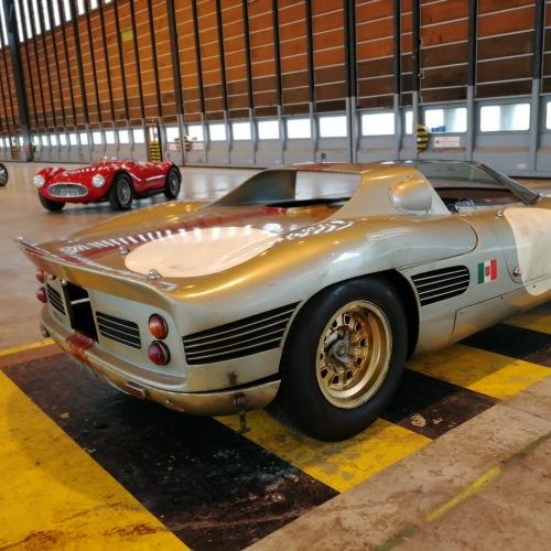 Serenissima Spyder Le Mans | nos photos