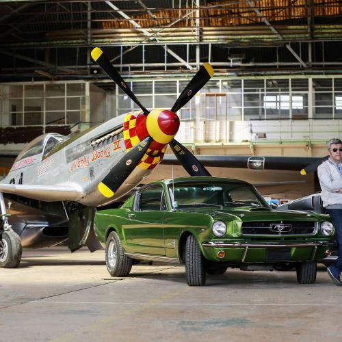 Vintage Mecanic | les photos de la saison 4