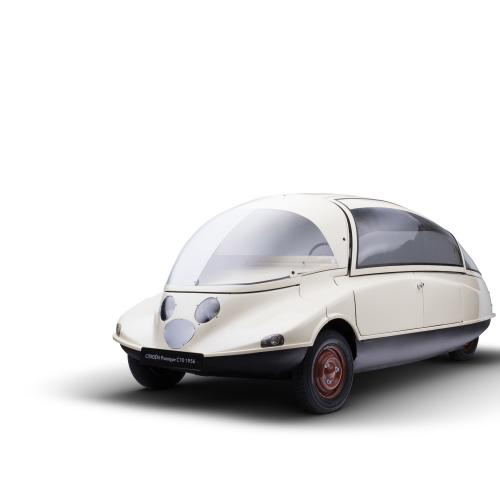 Rétromobile 2019   les concepts car Citroën exposés