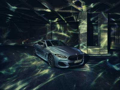 BMW M850i xDrive Coupé First Edition | les photos officielles