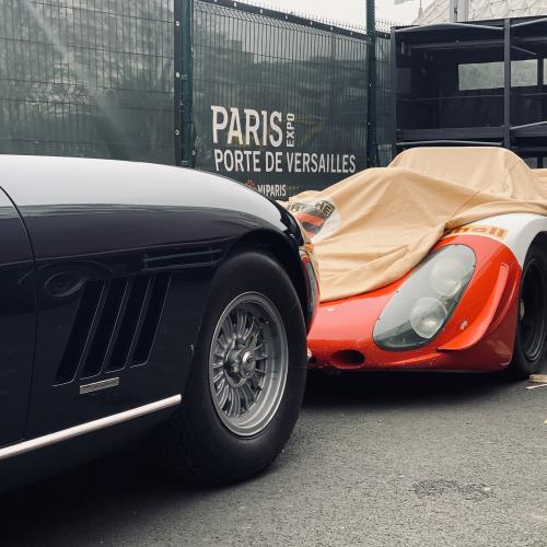 Rétromobile 2019 | nos photos exclusives avant l'ouverture