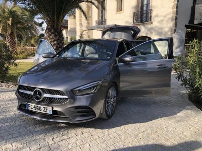 Mercedes Classe B | nos photos de l'essai du monospace de 3e génération
