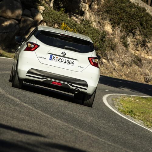 Nissan Micra | nos photos de l'essai de la version N-Sport