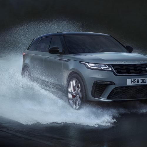 Range Rover Velar   les photos officielles de la version SVAutobiography Dynamic Edition