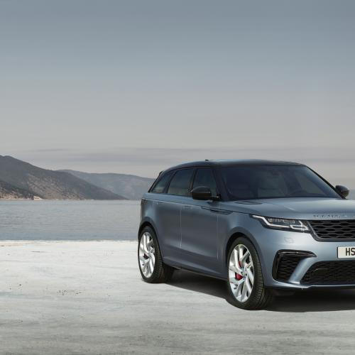 Range Rover Velar | les photos officielles de la version SVAutobiography Dynamic Edition