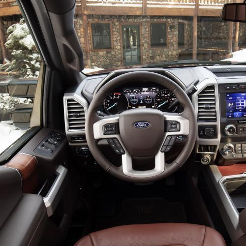 Ford F-250 | les photos officielles du pick-up américain
