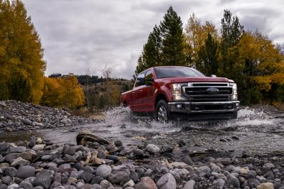 Ford F-250 | les photos officielles du pick-up américain