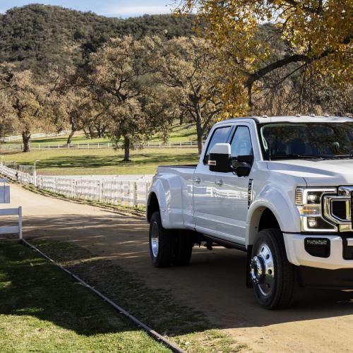 Ford F-450 | les photos officielles du pick-up américain