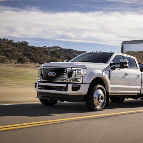 Ford F-450 | les photos officielles du pick-up américain