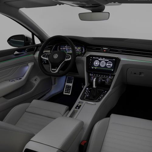 Volkswagen Passat | les photos officielles de la 8e génération