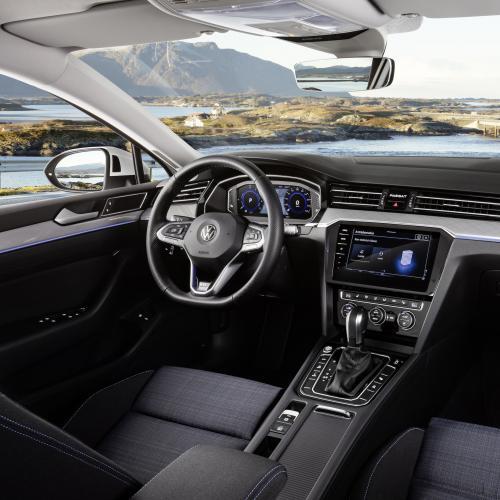 Volkswagen Passat GTE | les photos officielles de la version hybride