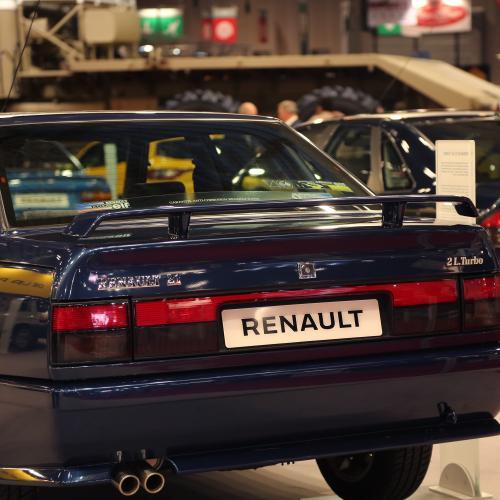 Rétromobile 2019   nos photos du stand Renault Classic