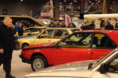 Rétromobile 2019 | nos photos du stand Renault Classic