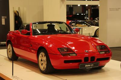Rétromobile 2019 | nos photos du BMW Z1