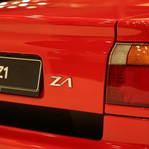 Rétromobile 2019   nos photos du BMW Z1