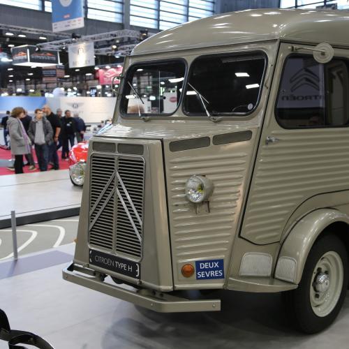 Rétromobile 2019 | nos photos du stand Citroën Origins