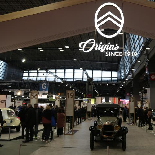 Rétromobile 2019 | nos photos du stand Citroën Origins