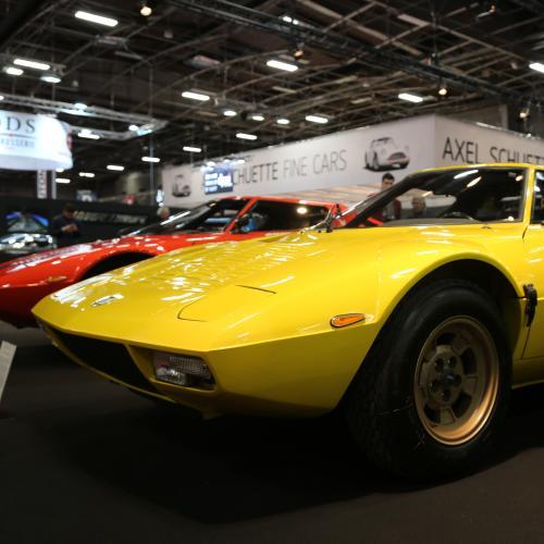 Rétromobile 2019 | nos photos du stand Lancia