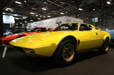 Rétromobile 2019 | nos photos du stand Lancia