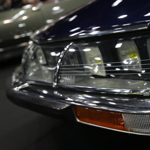 Rétromobile 2019   nos photos du stand Citroën